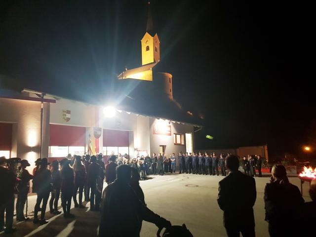 10. Oktoberfeier mit Festumzug am 8. Oktober 2018 in Stein im Jauntal